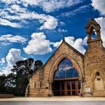 Las bellas Iglesias de Canberra