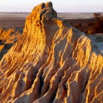 Las Murallas de China en el Parque Nacional Mungo