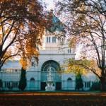Información sobre el Palacio Real de Exposiciones en Melbourne