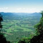 El Parque Nacional Eungella, en Queensland