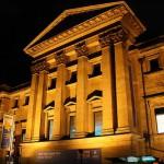 Visitando el Museo Australiano, en Sidney