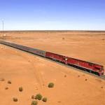 Viajes en tren por Australia