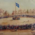 La Rebelión Eureka, levantamiento minero