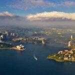 Cruceros por el puerto de Sidney