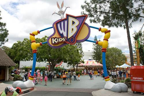WB Movie World Aussie