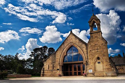 Iglesia Anglicana de Canberra