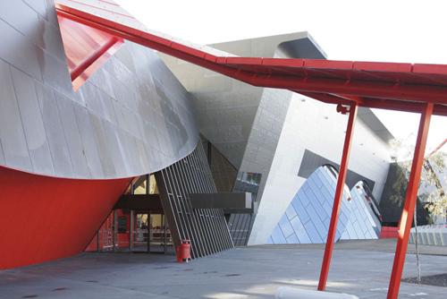 Un día en el Museo Nacional de Australia