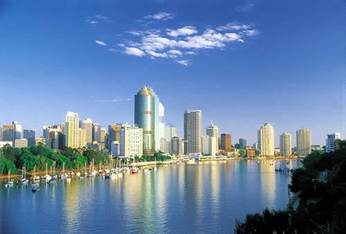 Brisbane, una de las ciudades más importantes de Australia