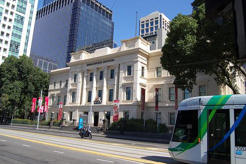 El Immigration Museum, historia de Australia