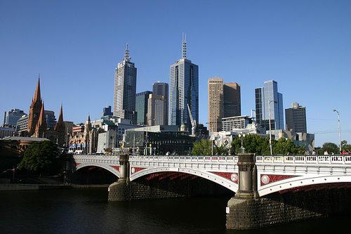 Melbourne, ciudad multicultural y cosmopolita