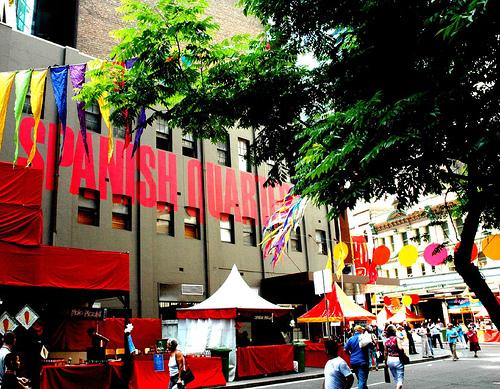 Spanish Quarter, el barrio español de Sidney
