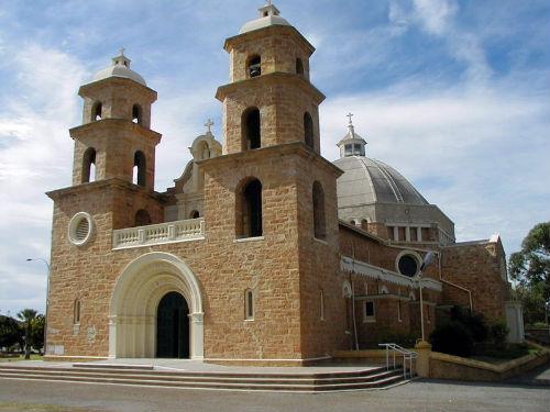 Catedral San Franciso Javier Geraldton