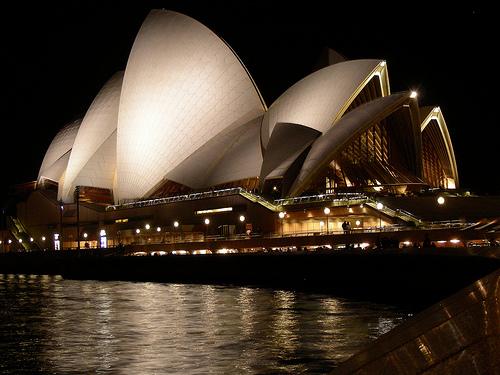 Noche en Sidney