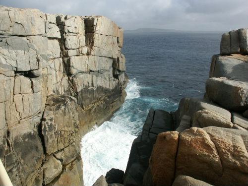 El Parque Nacional Torndirrup y su paisaje costero