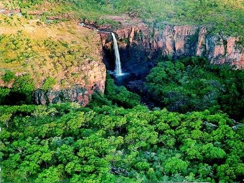 Parque Nacional Kakadu, Patrimonio de la Humanidad en Darwin