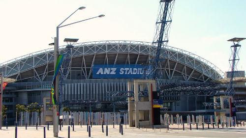 Disfrutar del Parque Olímpico de Sidney