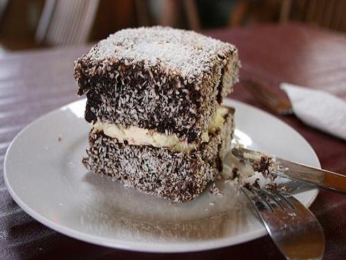 platos y postres australianos