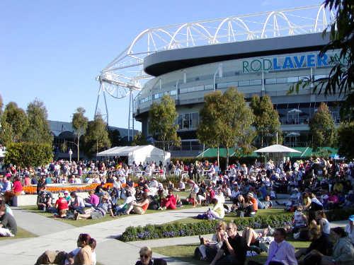 Melbourne, escenario del Abierto de Australia