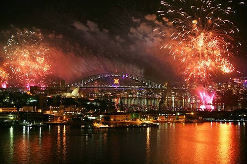 Celebraciones en Australia