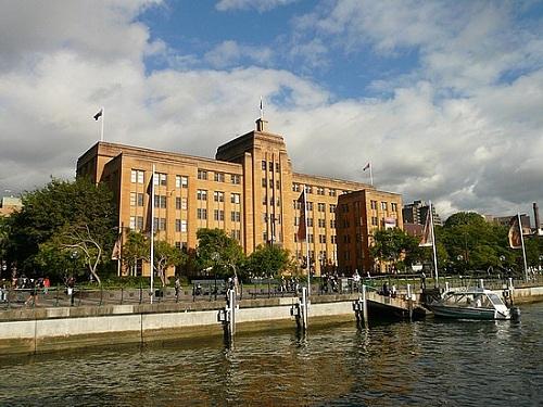 Museo de arte contemporáneo en Sidney