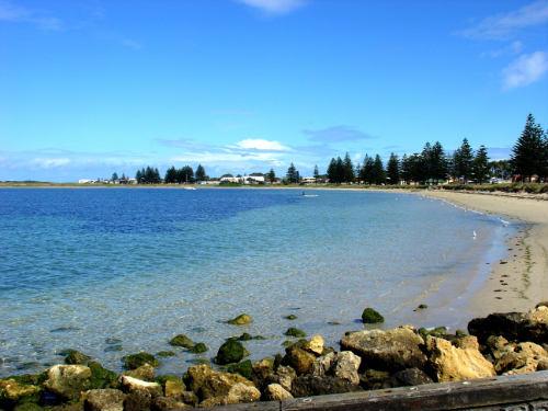 Rockingham, centro turístico cerca a Perth