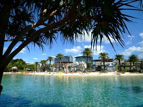 South Bank Beach