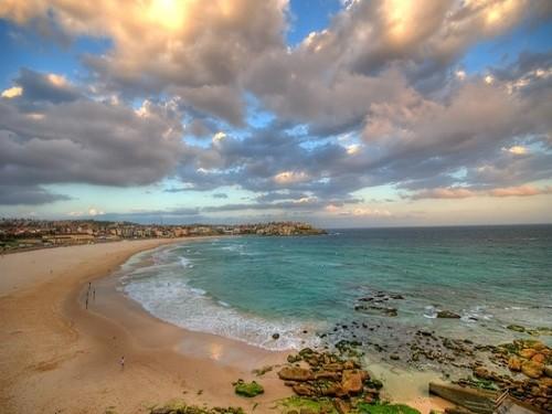 Sidney y la playa más famosa