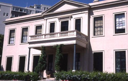Elizabeth Bay House