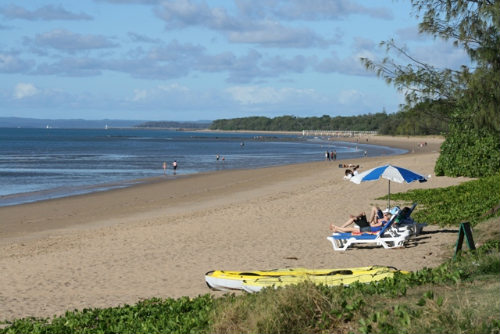 Hervey Bay, paradisíaco destino en Queensland