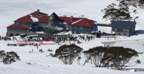 Centro de Esqui Charlotte Pass