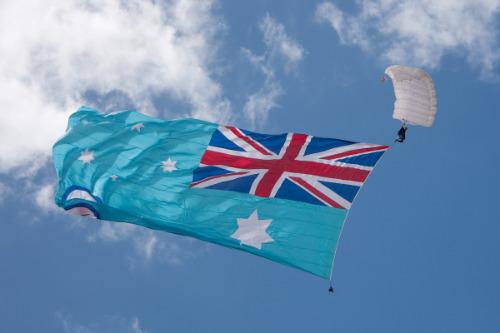 La celebración del Día Nacional de Australia