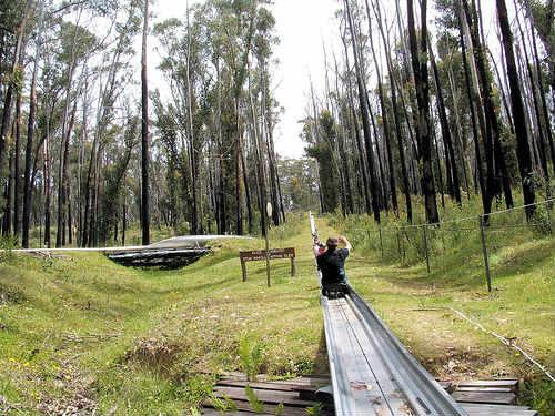 Corin Forest, parque de diversión cerca a Canberra