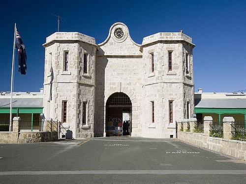 Sitios de presidios australianos