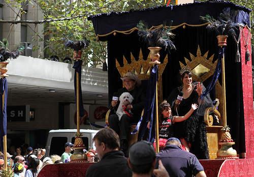 Festival Moomba, gran fin de semana en Melbourne