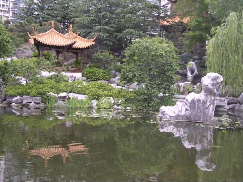 Jardín Chino de la Amistad en Sidney