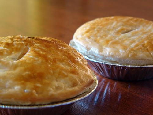 Pastel de carne australiano, plato nacional