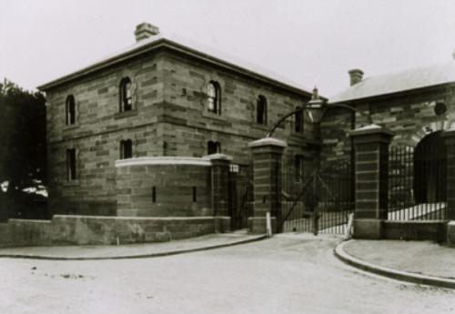 Prision Maitland