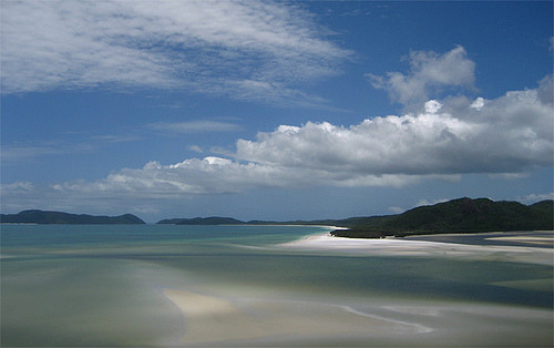 Archipiélago Whitsunday en Queensland