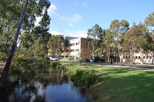 Universidad La Trobe, referente de Australia