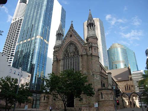 La Catedral de San Esteban en Brisbane