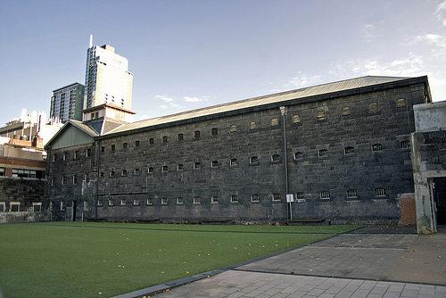 La antigua cárcel de Melbourne, visita imperdible