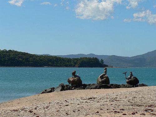 Maravillosas islas y archipiélagos de Queensland