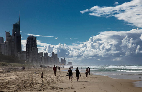 Disfrutar de Surfers Paradise en Gold Coast