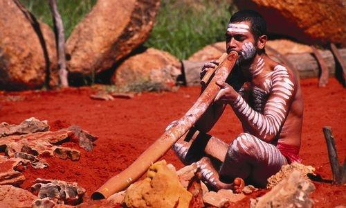 La cultura australiana en la música