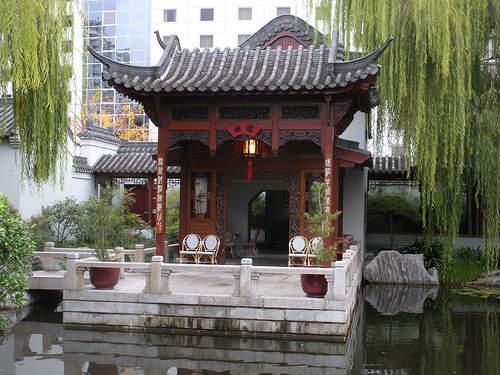 Jardin Chino de la Amistad, en Sidney