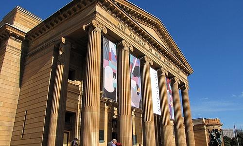 La Galería de Arte de Nueva Gales del Sur