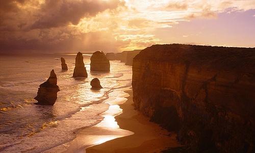 Los Parques Naturales australianos