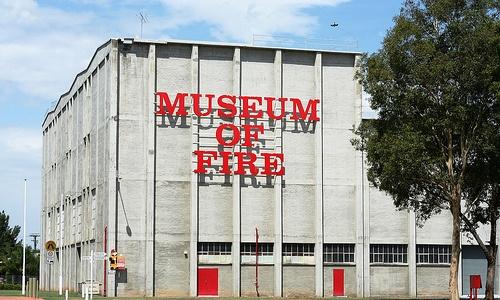 El Museo de los Incendios en Penrith